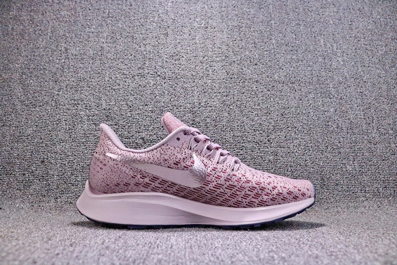 pretty nice bfdc6 94cd0 Nike Air Zoom Pegasus 35 Pink/White Women's Breathable Running Shoes  942855-601 Hot Sale
