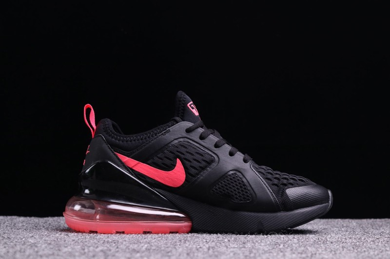 the best attitude 72602 caf22 Hot Selling Women s Nike Air Max 270 Black Hot Punch ...