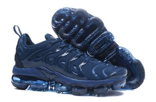 3e4e3dc3c89 2018 Most Popular Nike Air Vapormax Plus Tn Dark Blue Men s Athletic  Sneakers In Stock