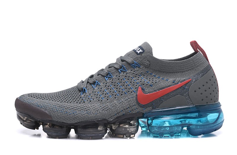 f5b6eb9605fc 2018 New Arrival Nike Air VaporMax Flyknit 2.0 Men s Running Shoes 942842- 400 ...