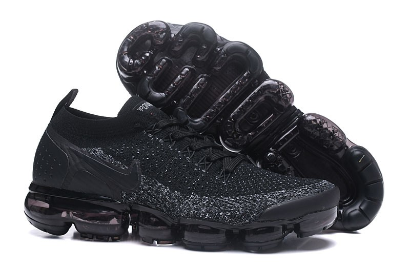 Nike Air VaporMax Flyknit 2.0 Black Gold