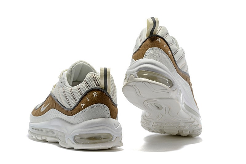 864cd6c479bd Hot Selling Nike Air Max 98 Sail Sail-White-Sepia Stone AO9380-100 ...
