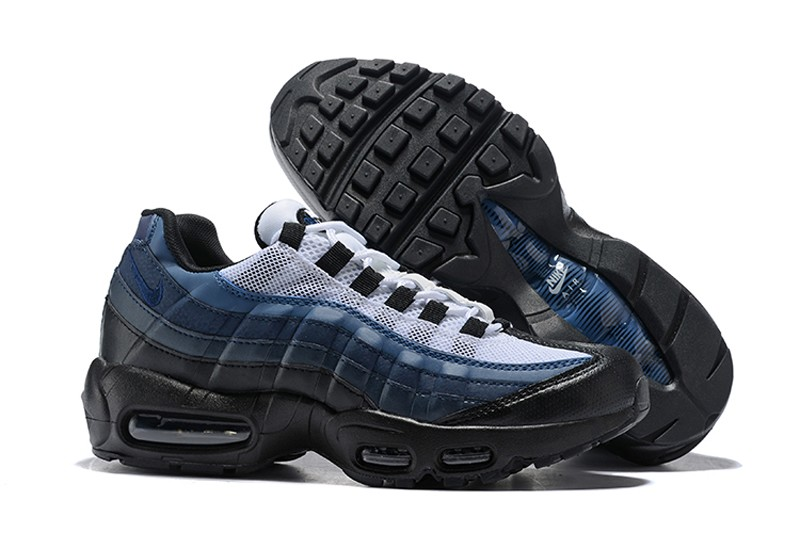 896f98622a6f59 New Release Nike Air Max 95 Men s Running Shoes 749766-028 Black ...