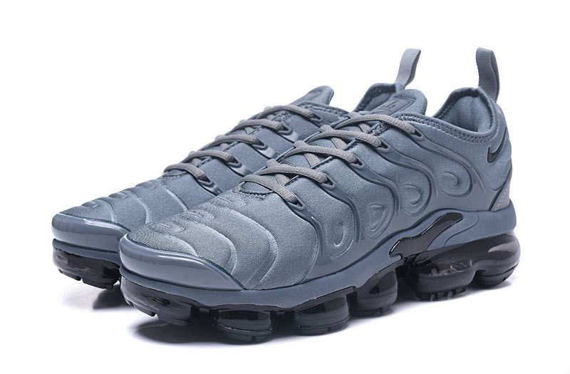74027c24c3df7 New This Year Nike Air Vapormax Plus Tn Dark Grey Black Men Athletic  Sneakers ...