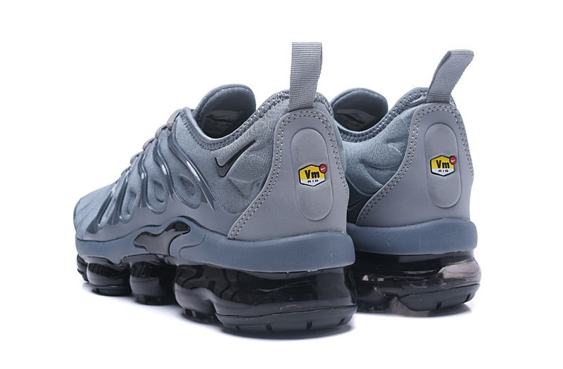 6e72c1830fd23 New This Year Nike Air Vapormax Plus Tn Dark Grey Black Men Athletic ...