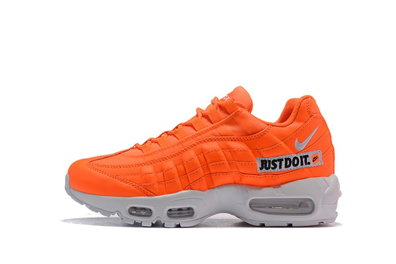 air max 95 just do it orange