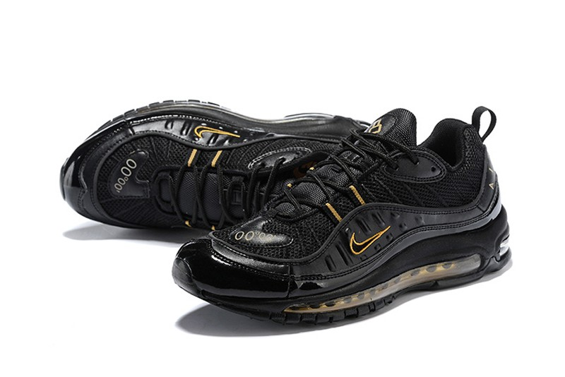 sale retailer 56d97 67448 Nike Air Max 98 Men's-Women's Running Shoes 640744-080