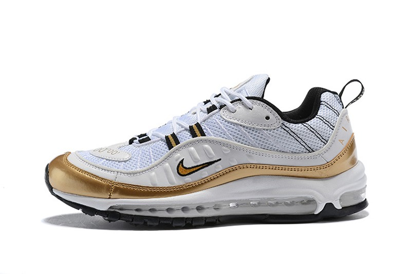 online store c539d 1bbd7 ebay nike air max 98 gold 99576 9326e