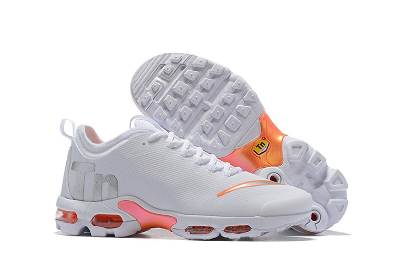 Nike Air Max Plus Tn Ultra Se Aq0242 100 White Orange Free