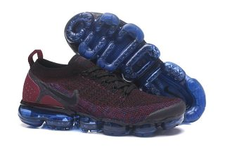 Nike Air VaporMax Flyknit 2.0 Black Team Red-Racer Blue-Game Royal ... d9219dbbb
