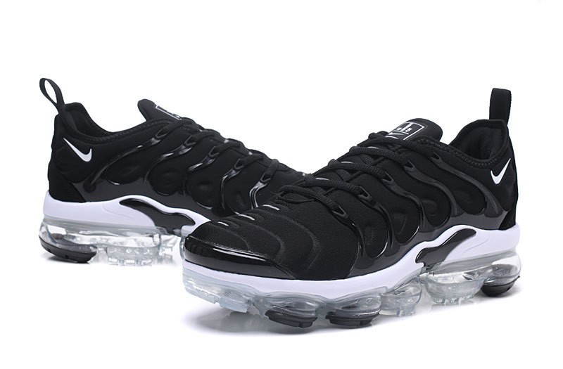 nike tn mens black