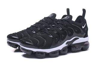 quality design fdaa9 e4998 Nike Air Vapormax Plus Tn Men's Black/White Classic Running Shoes For  Online Sale