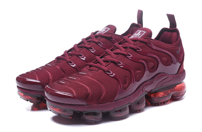 quality design a3cd8 86579 Nike Air Vapormax Plus Tn Men's Trainers Purple Red New This Year Running  Shoes