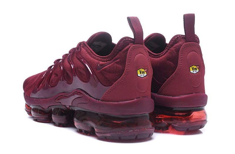 4033b0dc1c Nike Air Vapormax Plus Tn Men's Trainers Purple Red New This Year ...
