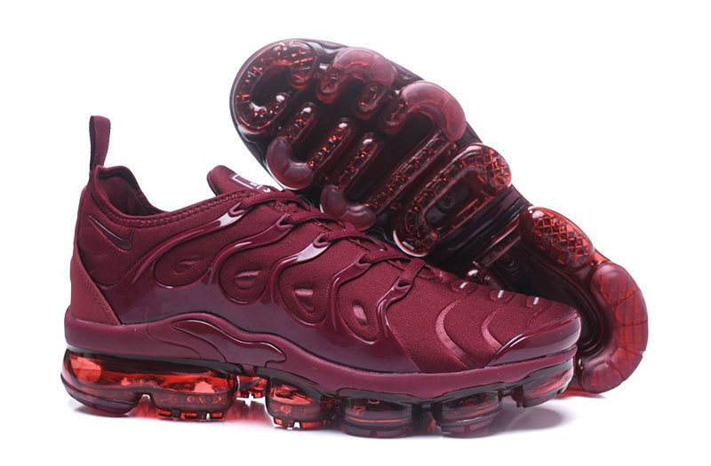 quality design eaf86 8fd19 Nike Air Vapormax Plus Tn Men's Trainers Purple Red New This Year Running  Shoes