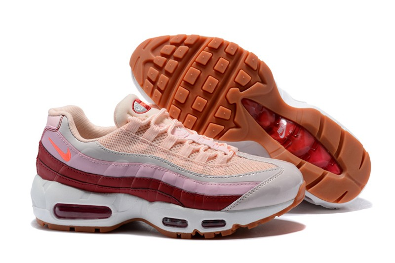 sports shoes 29401 c9847 Nike WMNS Air Max 95 Pink Wine ...