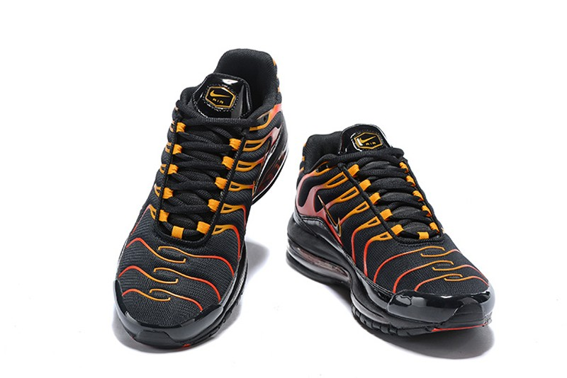 sneakers for cheap 7b81e ae247 ... coupon code for top quality nike air max 97 plus ah8144 002 mens black  shock orange