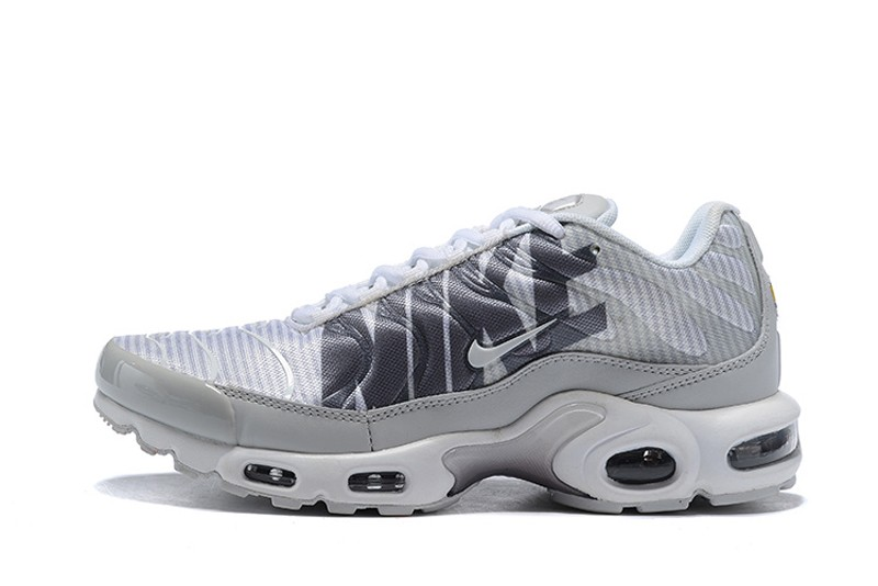 low priced 3afda 822c9 Best Sell Men's Nike Air Max Plus TN SE Wolf Grey/Dark Grey Cushioning  Running Shoes AT0040-003