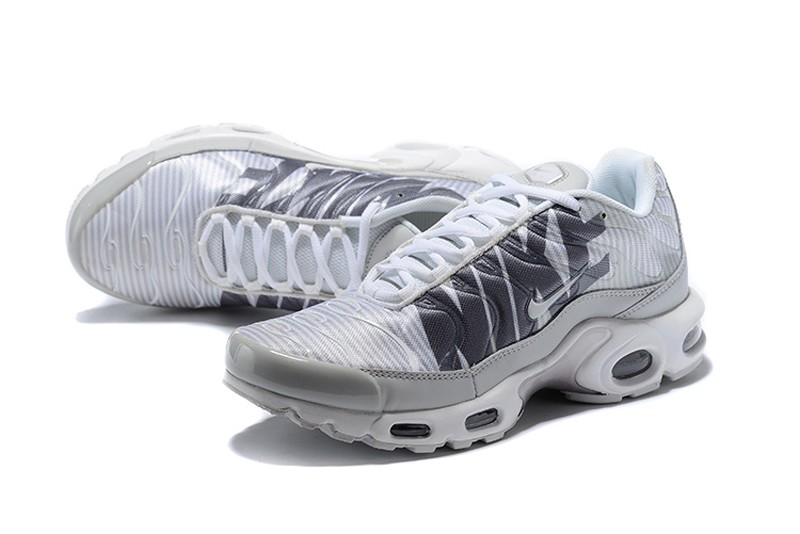 low priced b5954 8a95d Best Sell Men's Nike Air Max Plus TN SE Wolf Grey/Dark Grey Cushioning  Running Shoes AT0040-003