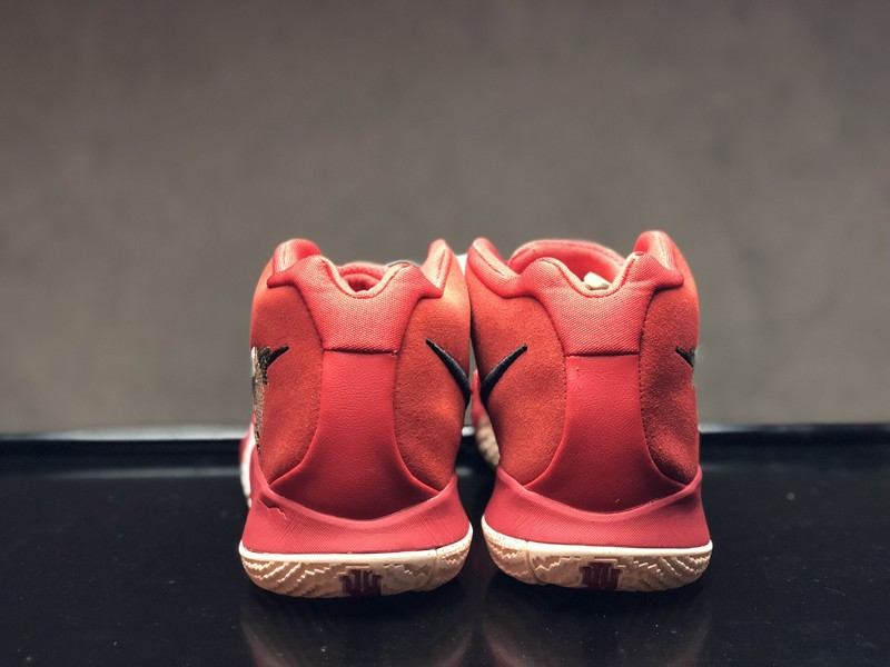 online store 7f980 6c50e Best Sell Nike Kyrie 4 CNY Cushioning Basketball Shoes 943807-600 University  Red Black-Team Red