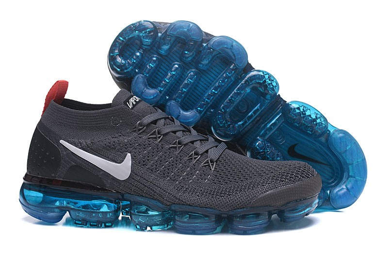 e5f732f5f02c High Quality Nike Air VaporMax Flyknit 2.0 942842-009 Men s Dark ...