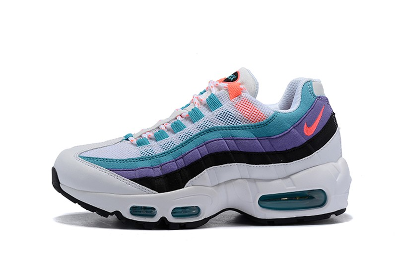 more photos 77afc 75333 ebay cheap nike air max 95 white blue trainers sale df7f0 57c0c  promo code  for air max 95 white new green 84cfe ee520