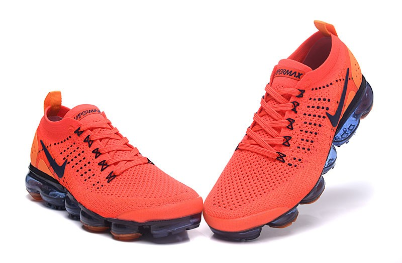 new style e8bd3 29653 Nike Air VaporMax Flyknit 2.0 Team Red Obsidian Neutral Running Shoes  942842-106 For Sale