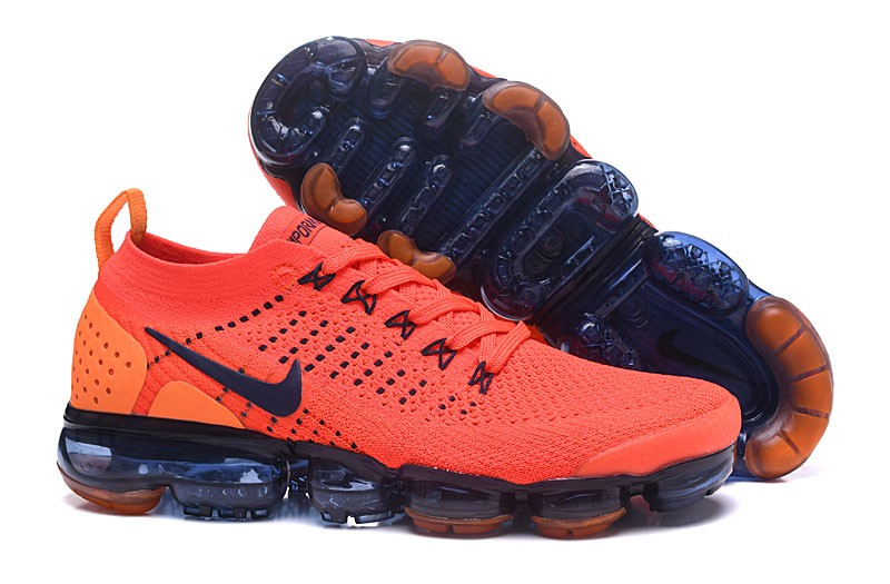 new style 3b23a 9dd3e Nike Air VaporMax Flyknit 2.0 Team Red Obsidian Neutral Running Shoes  942842-106 For Sale