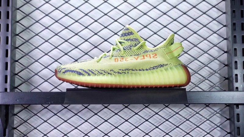 Top Quality Adidas Yeezy Boost 350 V2 Semi Frozen Yellow B37572 Men s- Women s ... ffea7246e