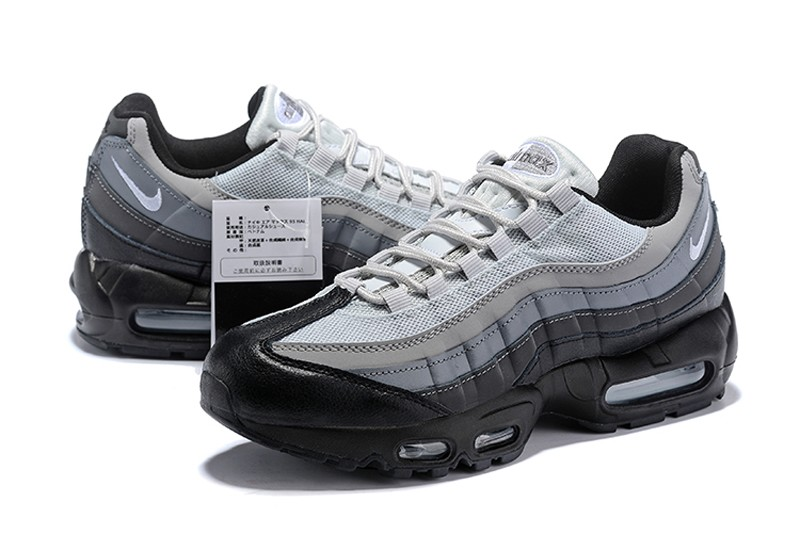 ec16a3f263384e Best Sell Nike Air Max 95 Essential Men s Sneakers 749766-022 Black ...