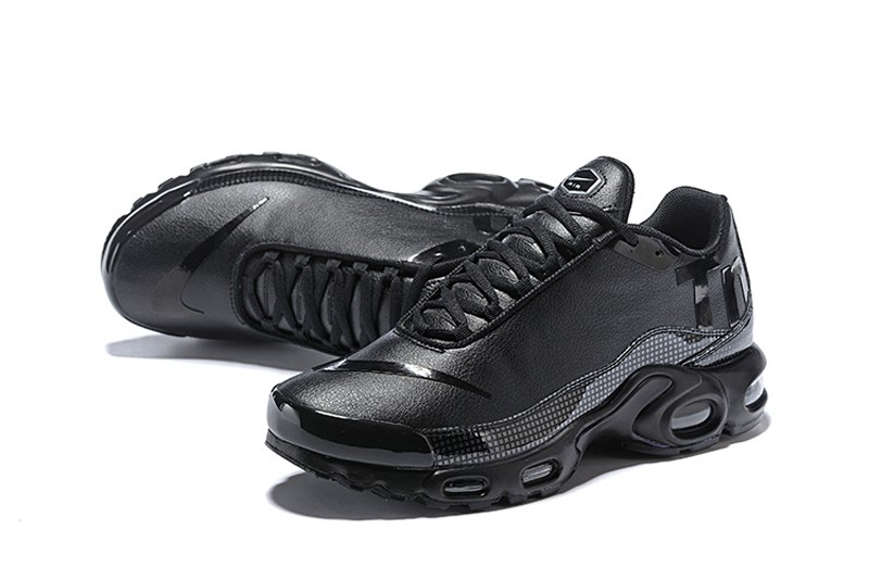 reputable site 320c5 0f07d High Quality Nike Air Max Plus TN SE Mercurial Men's Athletic Sneakers All  Black On Sale