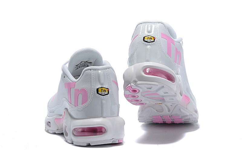 low priced 1b364 52997 Nike WMNS Air Max Plus TN SE Pink/White Beautiful Athletic Sneakers Hot  Selling