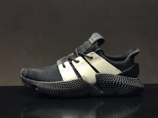 2018 Year New Release Adidas Prophere Men s Casual Trainers B37462 Core  Black White 79868569e