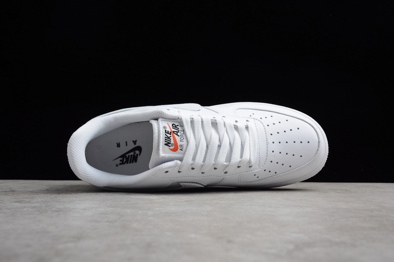14c9e3d25741ef New This Year Nike Air Force 1 Velcro Swoosh Pack White AH8462-102 Running  Shoes ...