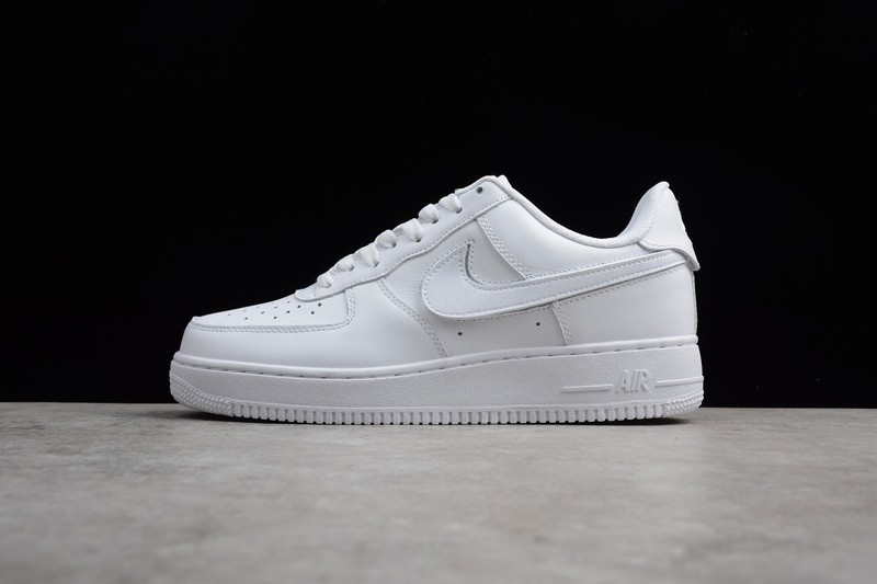f6bd658a251184 New This Year Nike Air Force 1 Velcro Swoosh Pack White AH8462-102 Running  Shoes Hot Sale