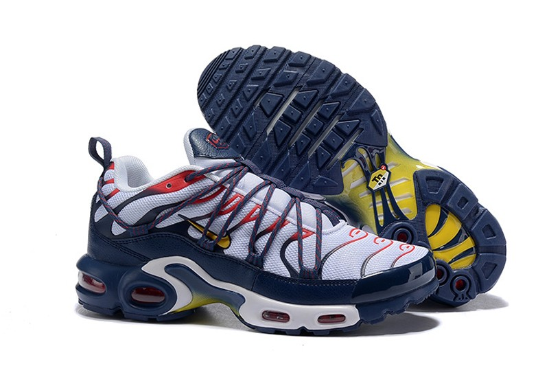 best sneakers 67086 0f3a1 Nike Air Max Plus TN Men's Resistant Breathable Sneakers