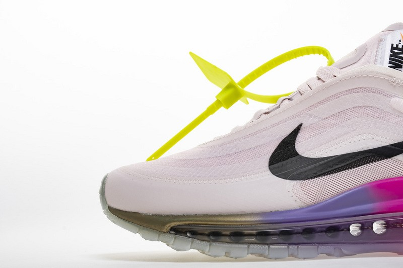 super popular 3d098 7adc0 Off-White x Nike Wmns Air Max 97 Elemental RoseBarely ...