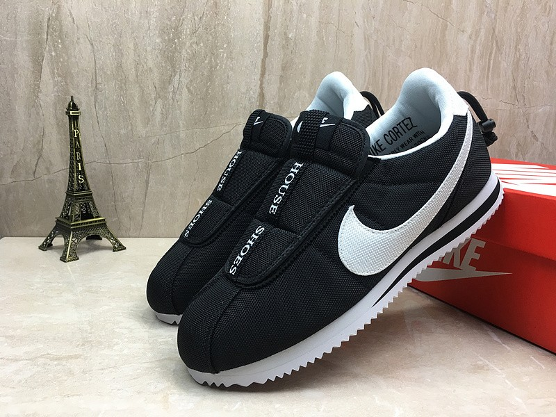 best cheap f3dab 108d8 Nike Cortez Kenny Iv x Kendrick Lamar AV2950-003 Black/White Sports Life  Shoes Top Deals