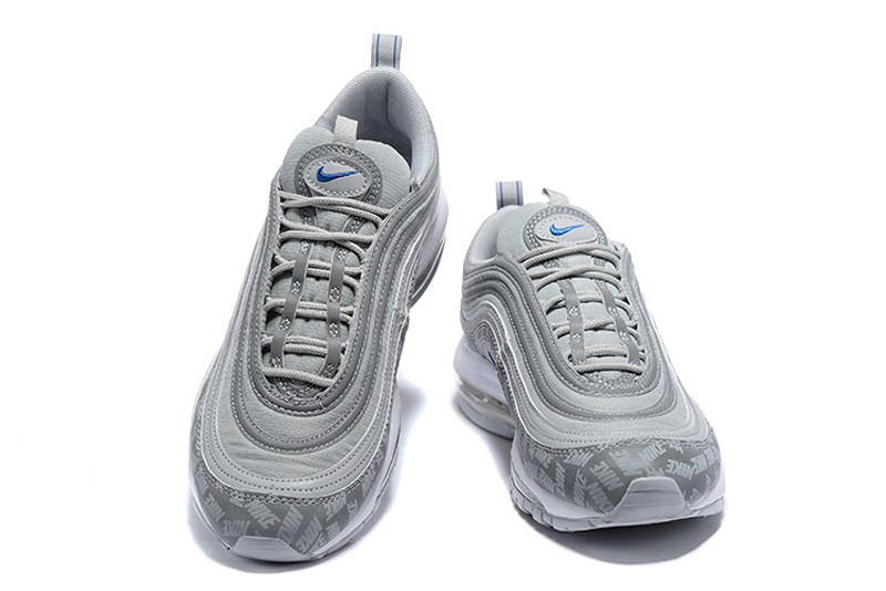 9fc42a4b1fd Top Quality Nike Air Max 97 Men s Sports Life Classic Shoes BQ3165-001 Wolf  Grey Game Royal