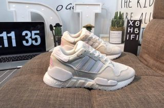 low priced e5747 2f532 Adidas Originals EQT ZX Wolf Grey White-Pink Women s Resistant Breathable  Lightweight Sneakers Top Deals
