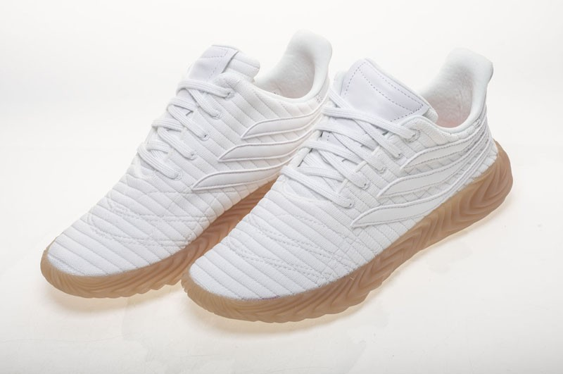 8ca921681d8f2b Best Sell Adidas Originals Sobakov Ftwr White Gum Breathable Lightweight Sneakers  BB7666
