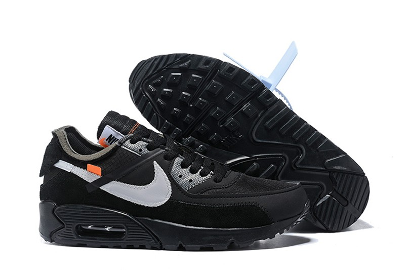 pretty nice cafa3 0f0f3 Off-White x Nike Air Max 90 ...