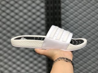 Adidas Adilette Boost Cloud White/Cloud White Slides Slippers EG1909