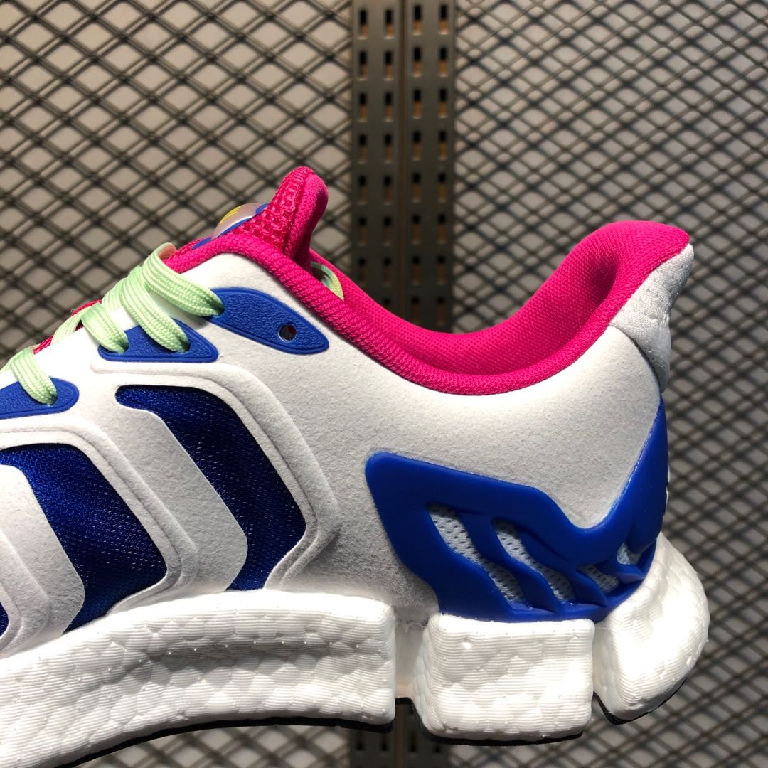Adidas Climacool Cloud White/Thunder Blue-Red FX7847 Men's Sneakers On Sale