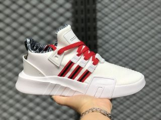 Adidas EQT Bask ADV Cloud White/University Red-Black EE0918 Online Sale