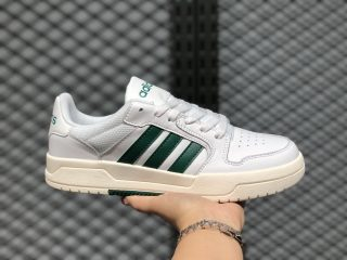 Adidas Entrap Neo Entrap 2020 Latest Casual Shoes Bright White/Green EH1686