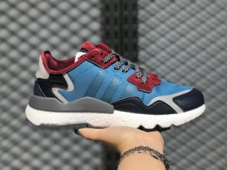 Adidas Nite Jogger Boost Tecmin/Tech Mineral/Color Navy EE5872