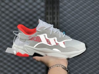 "Adidas Ozweego ""Hi-Res"" Cloud White/Solar Red-Crystal White EH0252 Online Buy"