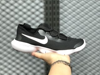 Nike Free RN 5.0 Black/White New This Year Running Shoes CI9921-001