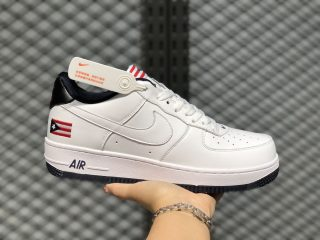 "2020 Latest Nike Air Force 1 Low ""Puerto Rico"" CJ1386-100 For Buy"